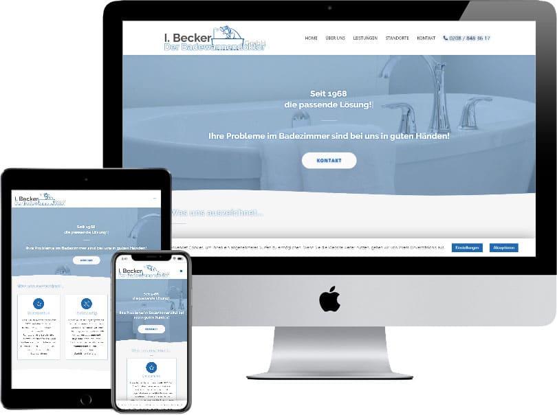 Webseite badewannendoktor-essen.de