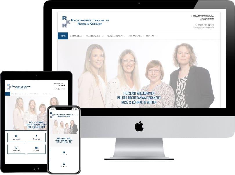 Webseite rkr-witten.de