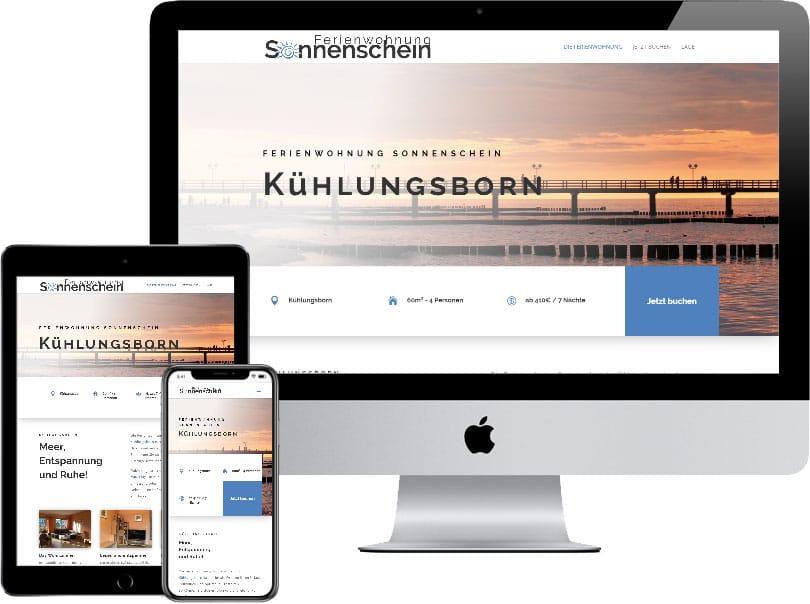 Webseite ferienwohnung-sonnenschein.de
